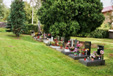 Friedhof in Neschwitz